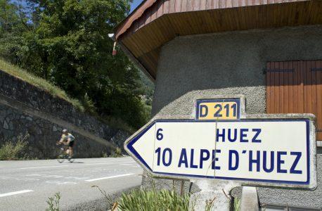 Alp d'Huez and Col du Glandon
